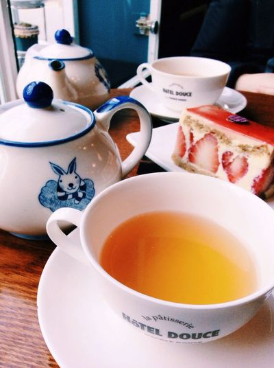 Hôtel Douce Tea Time