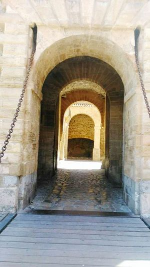 Arch Architecture Built Structure The Way Forward No People Archway Day Indoors  Gate Town
