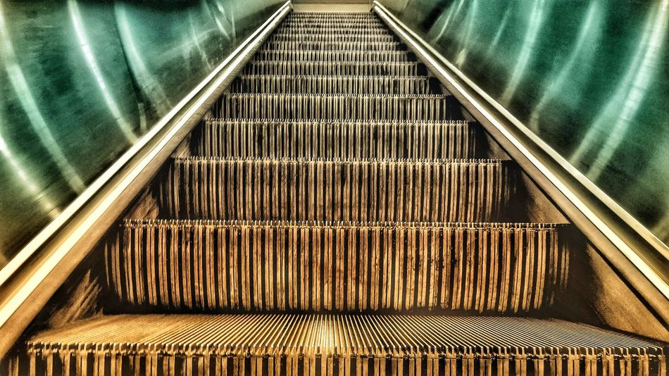 I had the golden plane ticket... Illuminated Dallas The Way Forward From My Point Of View Eye4photography  Klique Klique Samsungphotography Escalator Snapseed EyeEm Selects Layovers Airport Edited My Way Edit Junkie Day The Traveler - 2018 EyeEm Awards