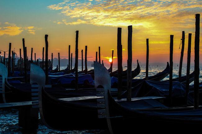 Showcase: January Venice, Italy Italy Venice Gondola Sunrise Water_collection Photography
