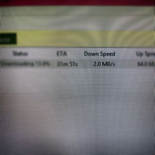 Gotta love that! Torrent UTorrent Gottalovefreestuff 2MBPS brighthouselightning ecstatic lightning60