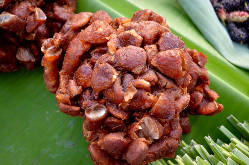 Close-up of tamarind for sale