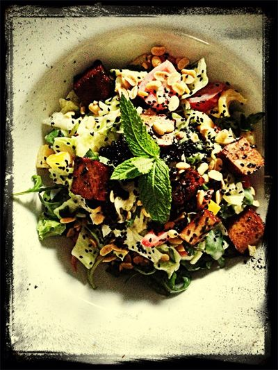 Vegan Salat Food
