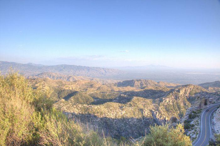 Catalina Mountains  Landscape Mountain Scenics Where I Ride
