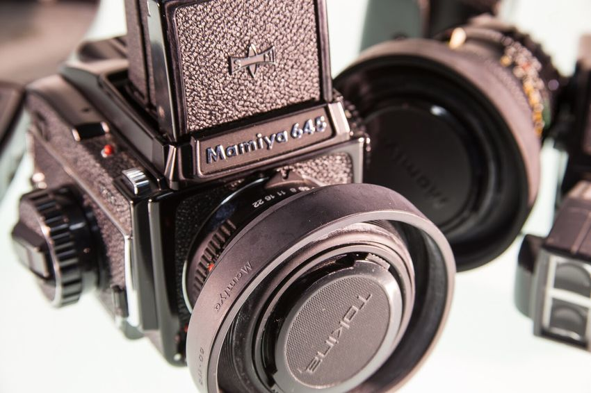 Camera - Photographic Equipment Photography Themes Close-up Old-fashioned Technology Indoors  No People Day