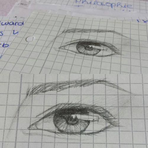Pencil Art Fashion Drawing