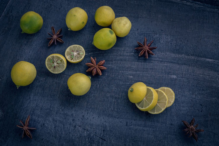 Limequats Anise