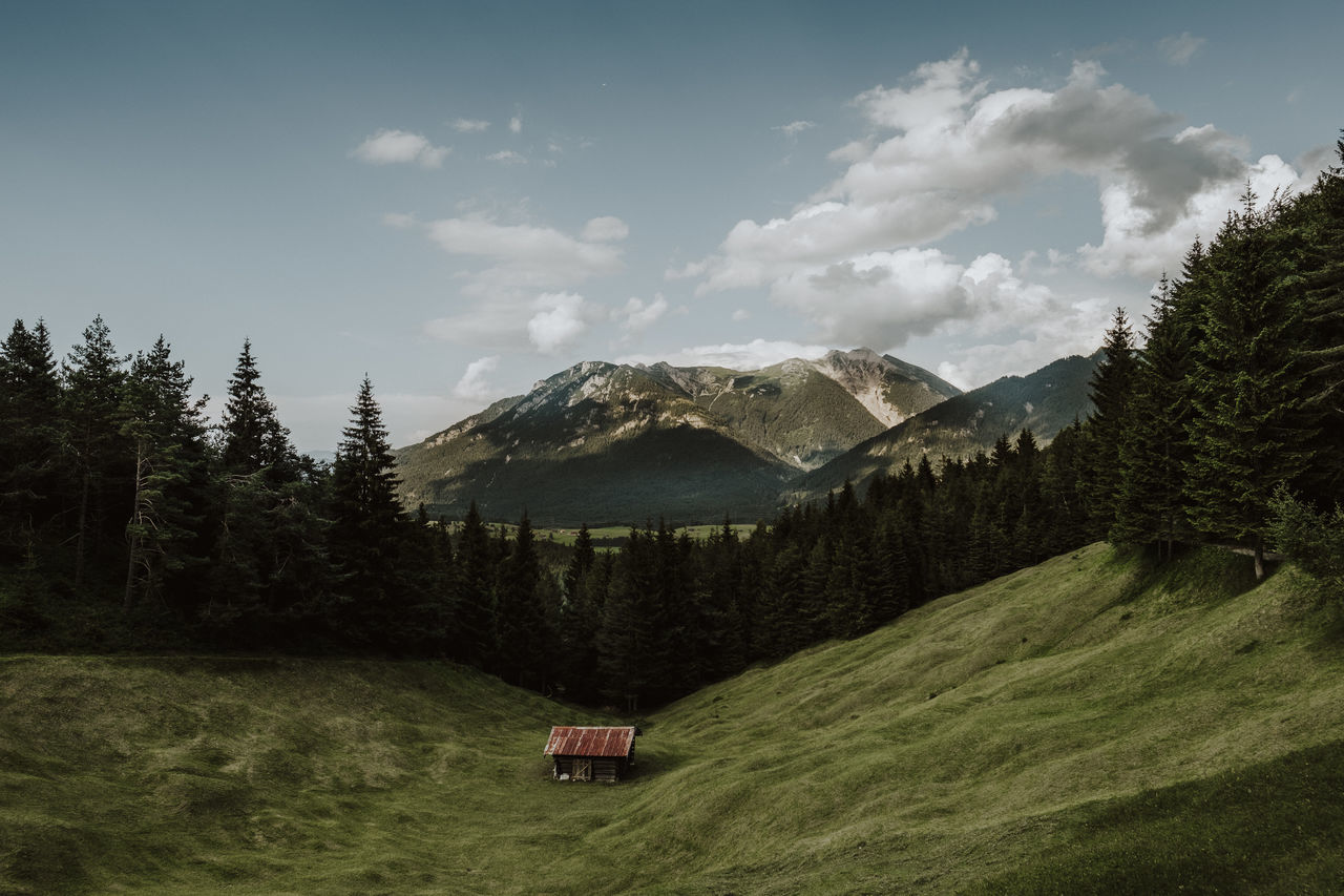 Bavaria,  Beauty In Nature,  Cloud - Sky,  Day,  Environment
