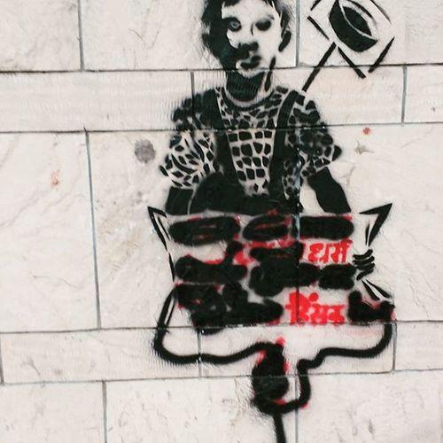 """Religion is violent."" No, it's interpretations are. Indian India Newdelhi VSCO Vscocam Vscoedit Vscogood Vscophile Vscogrid Vscogram Vscolove Vscolover Instapic Instaedit Igers Streetsofdelhi Sodelhi Graffiti Somanyhashtags Instagood Instagramers Instagramhub Dilli Picoftheday POTD vscohub vscoindia likeforlike followforfollow wanderlust"