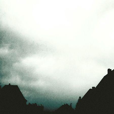 Art Sky And Clouds Dächer