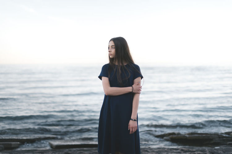 Sea Standing
