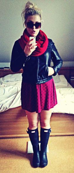 Hunter♥ Dress Sunglasses Czechgirl