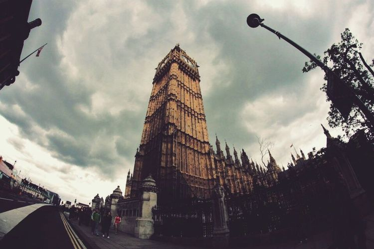 London Londra Traveling Viaggiare Bigben Canon1100d Fisheye
