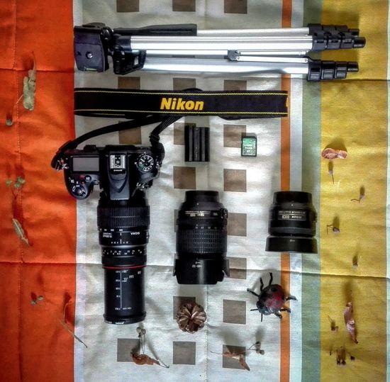 Desempolvando ☑ Nikon7100 Sigma70-300 Nikon18-105 Nikon35mm Nikon35mm 1.8g NikonDX