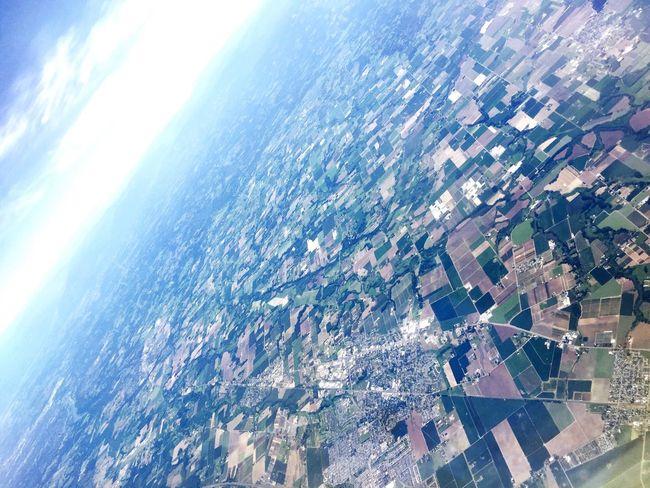 Sky Earth Earthporn