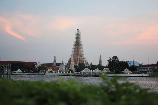During this time in last year. Memories Watarun Bangkok