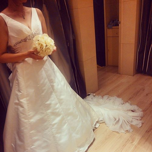 Kaohsiung ,巴黎春天, 婚紗 好美♥