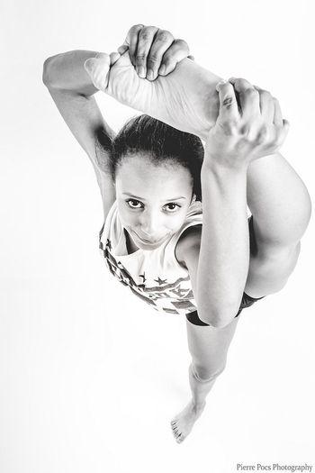 Portrait Dance Dancer Blackandwhite