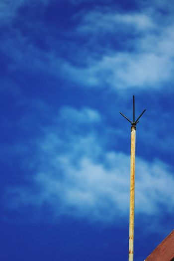 Wind Turbine Wind Power Low Angle View Windmill Sky Alternative Energy Industrial Windmill No People Outdoors Blue Day Nature I Want To Know Your Secret, C I Always Thinking About U, G Thank You,❤️ 감사합니다
