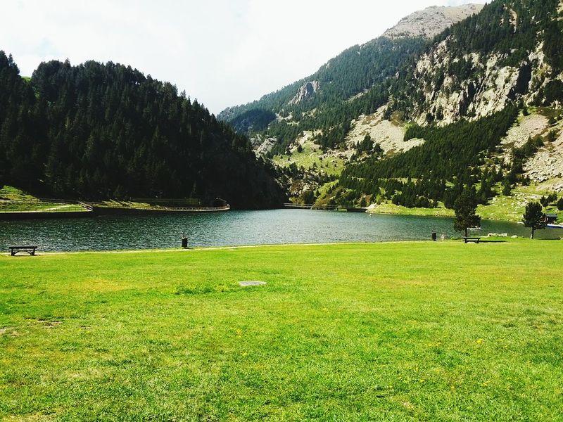 Nature Water Mountain Lake Sitiosconencanto Catalunyaexperience Vall De Núria Catalunya