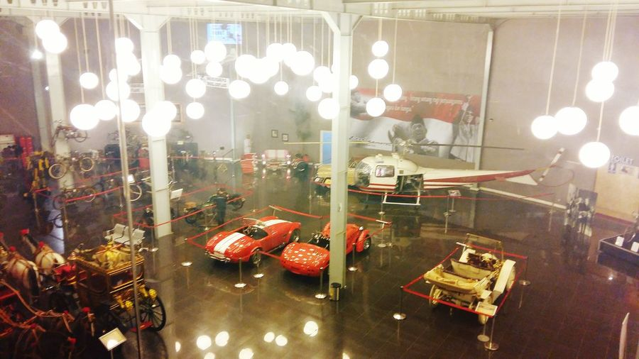 This museum has all kind of vehicle in display, from around the world, from all ages, the biggest in asia Stunning Collection Visiting Museum Hanging Out Creative Light And Shadow Vintage Vehicles Historical Vehicle EyeEm Indonesia My Best Photo 2015