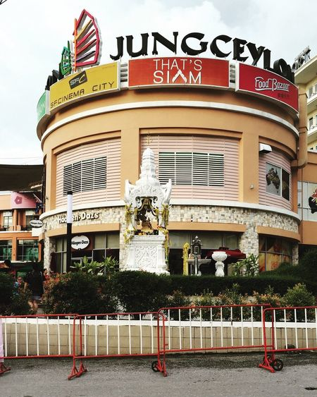 This Is A God Jungceylon Phuket,Thailand God