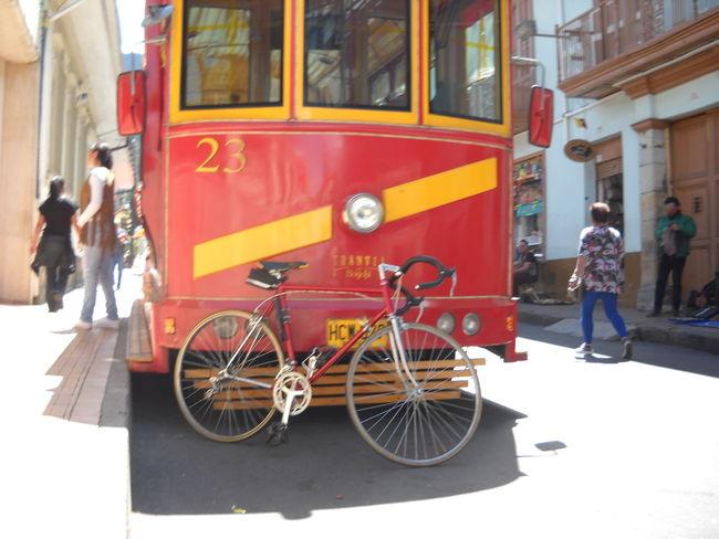 Tranvia Turistico Bogota Colombia