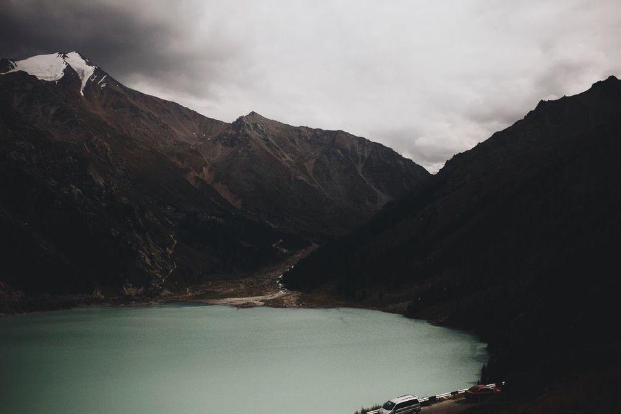 Mountains Landscape Livefolk
