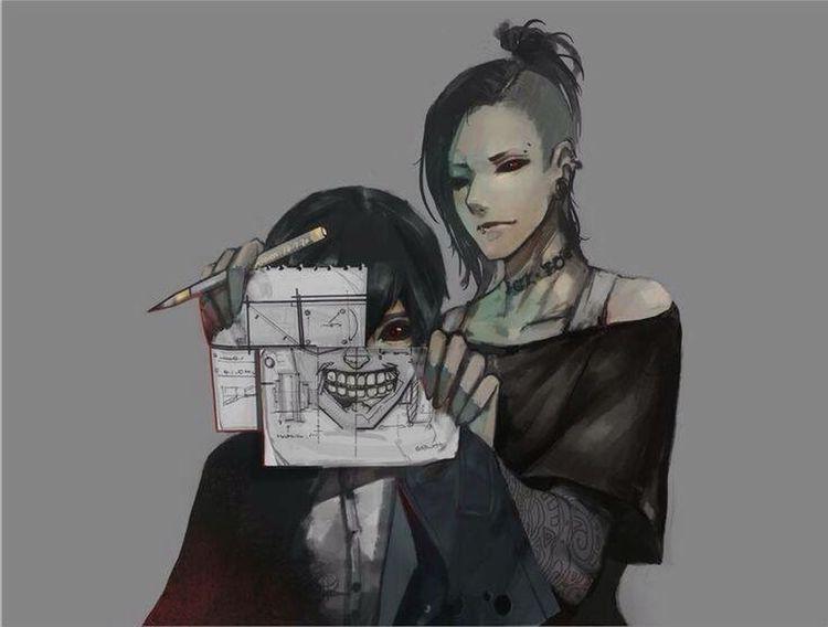 Anime: Tokyo Ghoul Kanekiken Uta Tokyo Ghoul