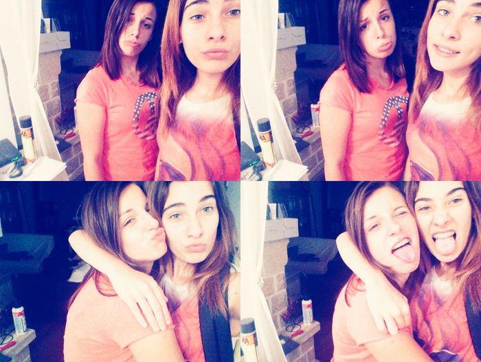 Je t'aime ma sœur Paolamasoeurdecoeur