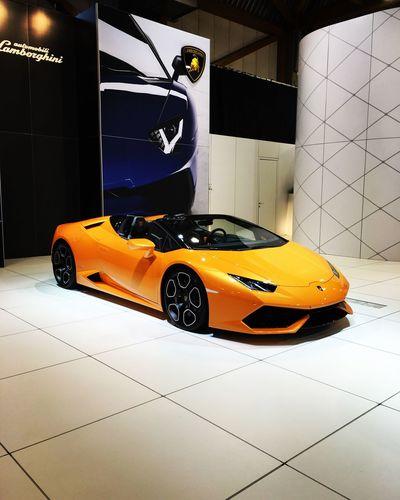 Lamborghini Autosalon2015 Brussels Beautiful Car Dream