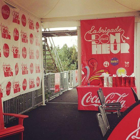 Vip à la Ronde Cocacola Yeahhhhhh Laronde Labrigadedubonheur coke gratis à l'infini fun