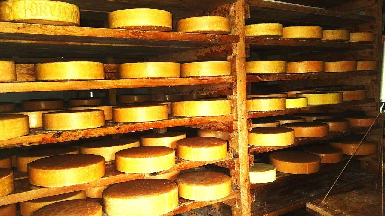 Cheese Factory Yak Cheese Langtang Nepal