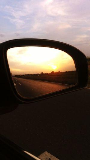 Sunset #sun #clouds #skylovers #sky #nature #beautifulinnature #naturalbeauty #photography #landscape Trinidad And Tobago 868 Islandlife Caribbean Life Blessed & Thankful :) Mirror Image First Eyeem Photo