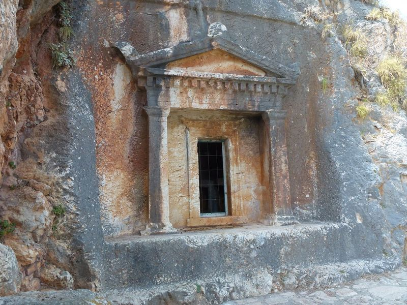 Lycian Tomb Castellorizo My Beautiful Island My Beautiful Island, Castellorizo On The Edge Of The Aegean Ancient Civilization Ancient Architecture Ancient Ruins Rock Carvings Carved In Stone Carved Stone Art Historical Architecture Historical Art Historical Artifact Stone Art Stone Architecture Kastellorizo