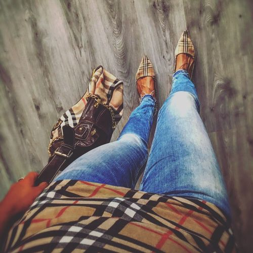 GoingOut Bag Brand Shoes Daily Selfie Fashion Woman Gettingeady