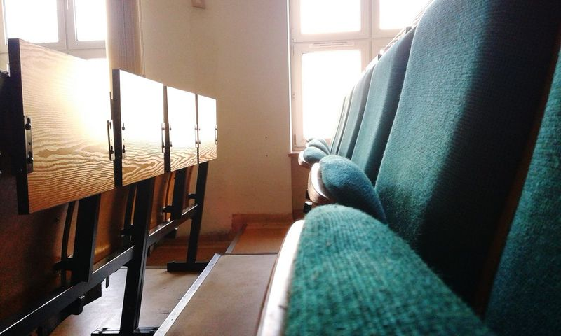 bored boring lectures Taking Photos Hello world Student Empty Room