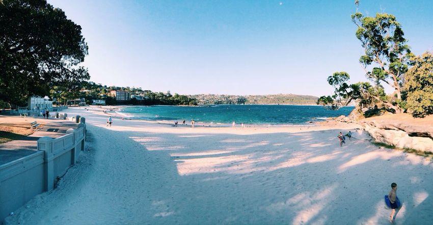 Beaching it up. SydneyBeach