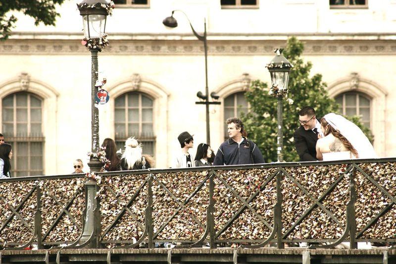 Beautiful Moments Parigi Married