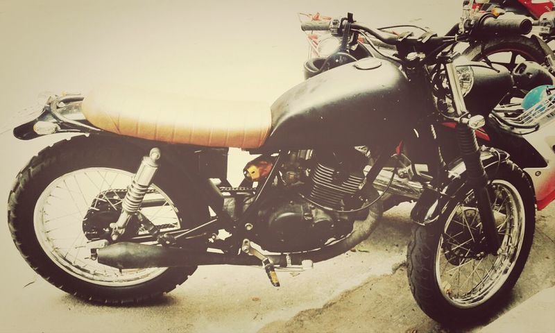 Gn125 Street Tracker Freestyle Motocross Moto Life