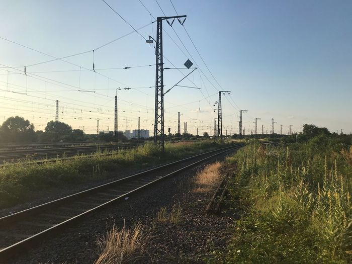Railways Sky