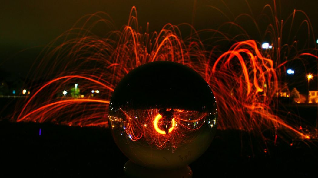 Steelwoolphotography Taking Photos Hanging Out Hanging Around That's Me Fire Lightpainting Lightpainting_photography Steelwool Enjoying Life Long Exposure Glass Reflection Reflection Eyeemphotography Glassbowl Photography In Motion