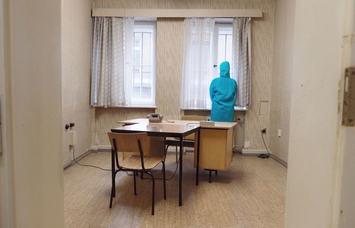 - SHAME AND DISGRACE - Check This Out Disgrace Shame My Fuckin Berlin Berlin Memorial Hohenschönhausen Prison DDR Indoors  Window Table Rear View One Person Men Day Young Adult People The Photojournalist - 2018 EyeEm Awards