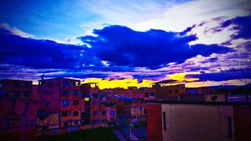 In The Ghetto Urbanphotography Urban Life Blue Sky - MY CITY & MY LIFE