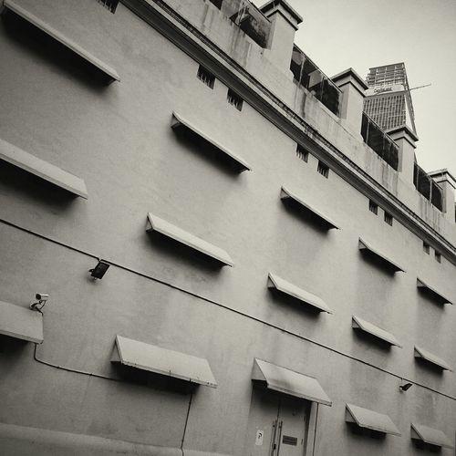 Old building facade... Blackandwhite Photography Architecture EyeEm Best Shots - Black + White EyeEm Best Shots - Architecture