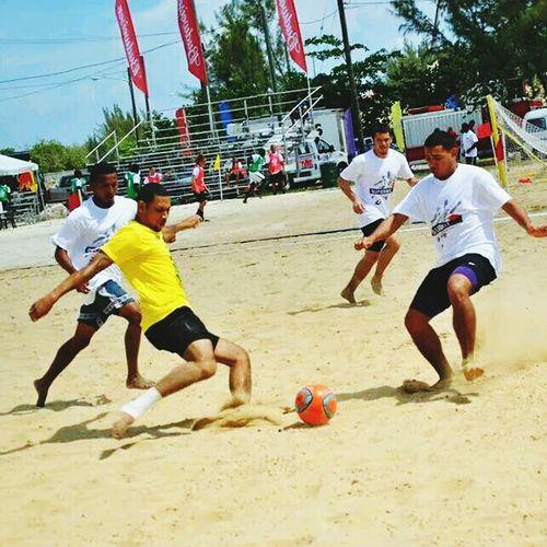BeachSoccer BeachFootballMornings Soccer Football #futbol #caymanislands #grandcayman