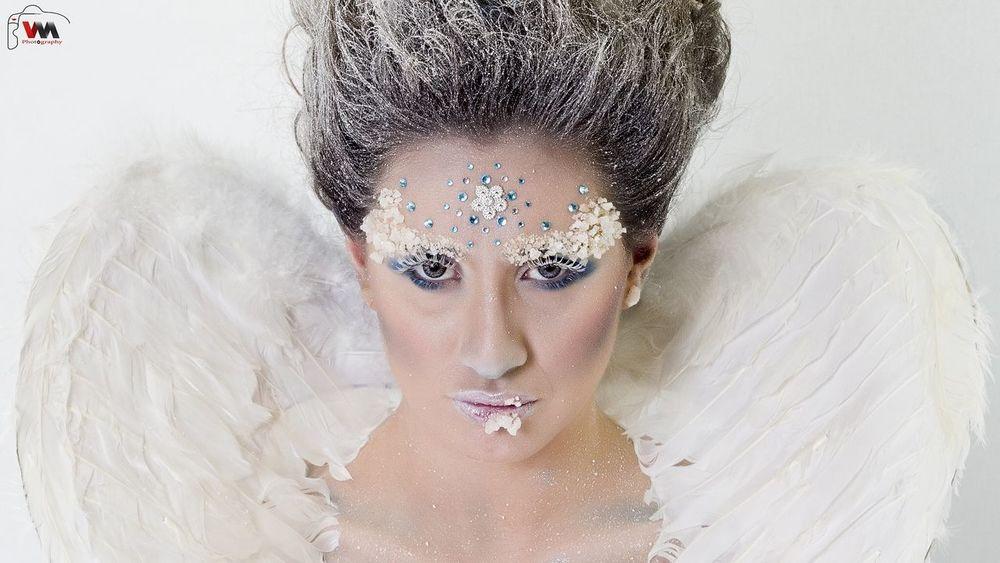 Makeup makeup studio makeup studio lebanon Lebanon lebanese modeling New Look 2015 Just Around The Corner SnowQueen Snow Queen Lebanese Makeup ♥