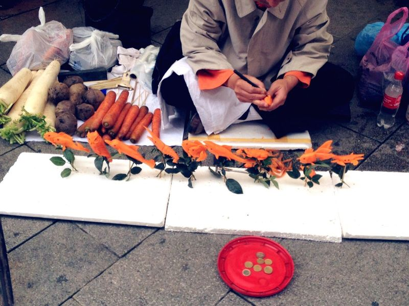Milano Milan MyCity❤️ Urban ArtWork Art Foodart Animals Carrots Food Alternative Alternative Art