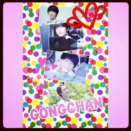 My Designs for GONGCHAN21DAY B1A4 Gongchan .. 1♡♡♡♡$_$ @b1a4_Gongchan