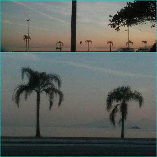 Amanhecer em Florianópolis Floripa Semfiltros 😍